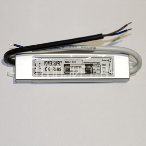 Блок питания 15W, 12V, герметичный, IP67