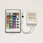 Светодиодный контроллер для управления лентой RGB, LN-IR24B
