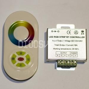 Светодиодный контроллер RGB радио A1