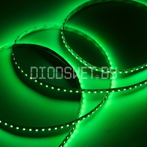 "Светодиодная лента 3528, IP20,LUX ""High class"" зелёный, 120LED, 1м"