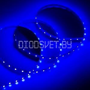 Светодиодная лента 2835, IP20, синий, 60LED, 1м