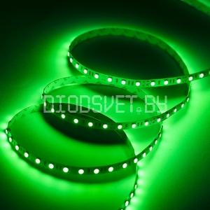 Светодиодная лента 5050, IP65,LUX ''High class''  зелёный, 60LED, 1м