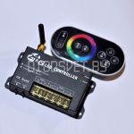 Светодиодный контроллер RGB GS-RF-01, сенсорный, 288W/12V, 576W/24V