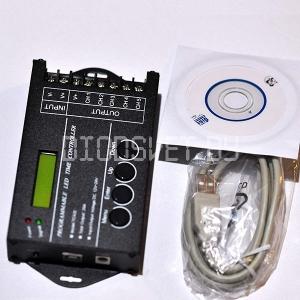Программируемый управляемый временной контроллер