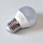 Светодиодная лампа E27, 5,2Вт, тёплый белый