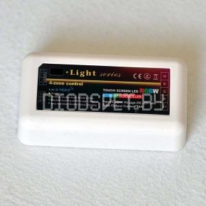 Контроллер RGB+W на 4 зоны, 12V, 288W
