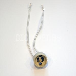 Цоколь для светодиодной лампы GU10