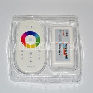 RGB-контроллер с пультом дистанционного управления (12/24V,216/432W)