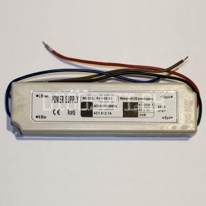 Блок питания 100W, 24V, герметичный, IP67