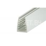 Профиль аллюминиевый анодированный для стекла GS-07