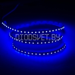 Светодиодная лента 3528, IP65, синий, 60LED, 1м