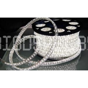 Герметичная светодиодная лента SMD 3528 60led/m 220V IP67 холодный белый