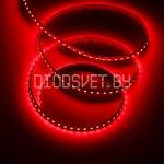 """Светодиодная лента 3528, IP65,LUX """"High class""""  красный, 120LED, 1м"""