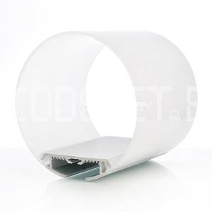 Подвисной круглый светодиодный профиль LUX DesignLED LT-120