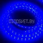 """Светодиодная лента 3528, IP68,LUX """"High class""""  синий, 60LED, 1м"""