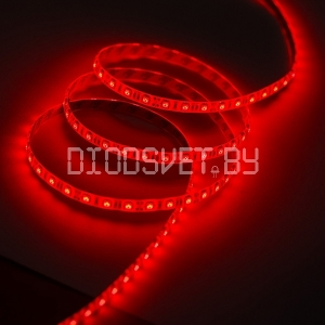 """Светодиодная лента 5050, IP68,LUX """"High class""""  красный, 60LED, 1м"""