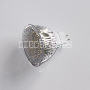 Светодиодная лампа MR16(12V), 5.5 Вт (80 Вт), тёплый белый,  DOT