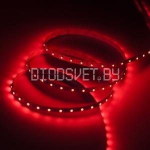 Светодиодная лента 2835, IP20, красный, 60LED, 1м