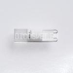 Светодиодная лампа G9, 2Вт, тёплый белый
